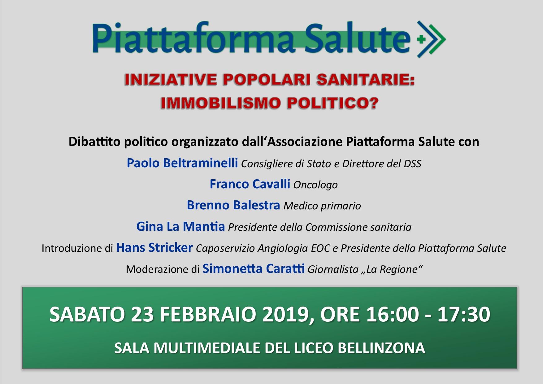 @ Liceo Cantonale di Bellinzona
