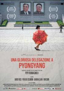 """Proiezione di """"Unagloriosadelegazionea Pyongyang"""" @ Centro culturale """"Il Rivellino"""""""